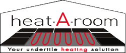 Heat a Room Logo - Underfloor Heating